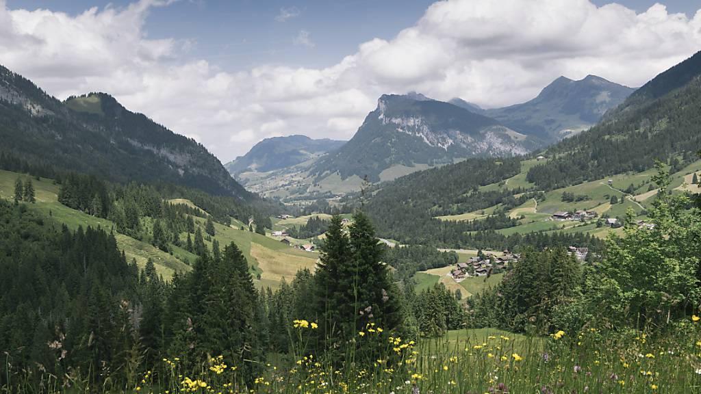 Der Gemeindeverband «Unesco Biosphere Entlebuch» erhält den mit 100'000 Franken dotierten Doron-Preis. Die «Unesco Biosphäre Entlebuch» gilt als weltweites Pioniermodell für demokratisch errichtete Biosphärenreservate zur Erhaltung bedrohter Ökosysteme. (Archivbild)
