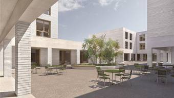 Visualisierung des geplanten Wohnheims Wynere. Es wird vorerst nicht gebaut.