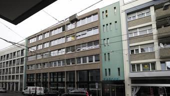 Unauffällig: Das Hauptquartier des Karger-Verlags an der Allschwilerstrasse beim Brausebad.