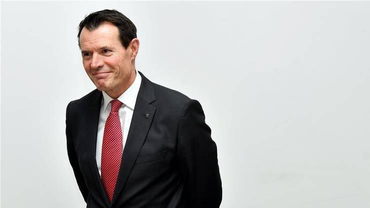 Wer folgt auf Guy Lachappelle? Die Basler Kantonalbank hat die Stelle ausgeschrieben.