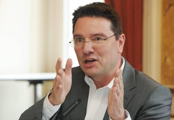 Christian Berner Kaufmännischer Direktor am Opernhaus Zürich
