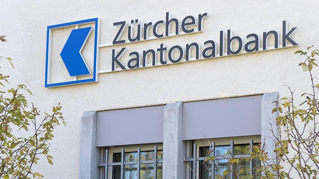 Die ZKB ist eine der 24 Schweizer Kantonalbanken. Die wichtigste Ertragsquelle der Staatsinstitute bleibt das Zinsgeschäft. (Archivbild)