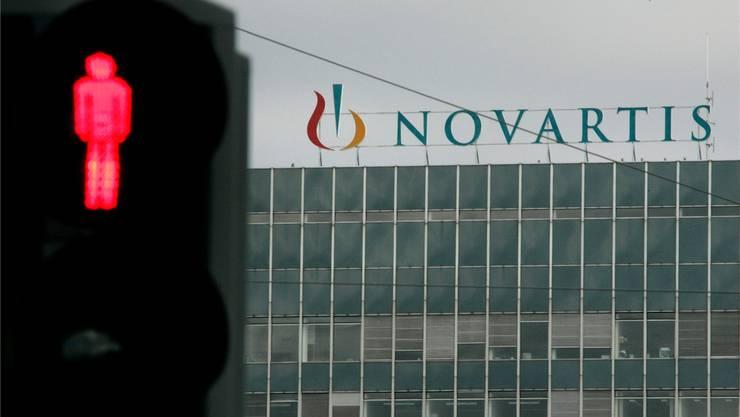 US-Staatsanwälte sehen rot: Auch Novartistochter Sandoz soll den US-Wettbewerb manipuliert haben.Georgios Kefalas/Keystone