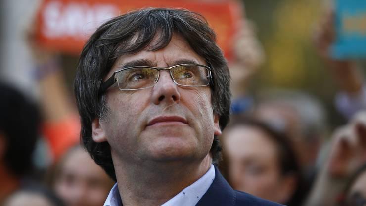 Marcel Bosonnet ist überzeugt: In Spanien erwarte den Katalanen-Präsidenten Carles Puigdemont (Bild) kein faires Verfahren.