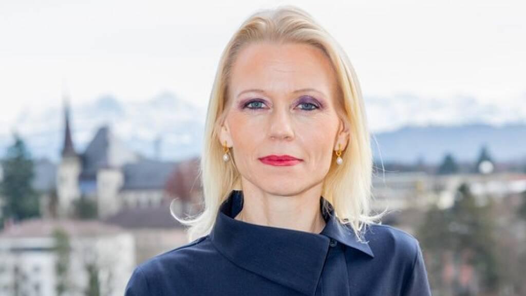 Lilian Studer soll Marianne Streiff an der EVP-Spitze ablösen