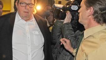 Fischer stand in München vor Gericht
