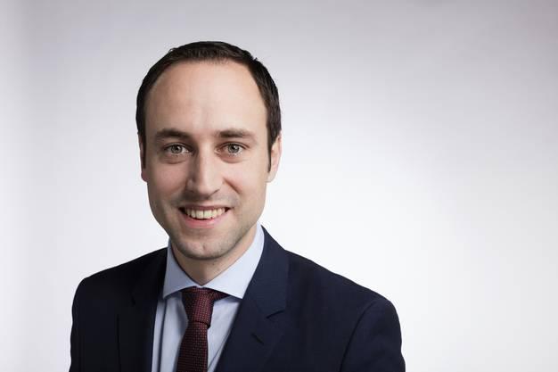 Kein anderer FDP-Politiker nervt sich derart über die Klimawende seiner Partei wie Christian Wasserfallen. Mit 38 Jahren ist er ein alter Politfuchs. Er dürfte zum vierten Mal gewählt werden.