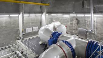 2018 verzeichnete die Wasserversorgung Uitikon vier Leistungslecks an der öffentlichen Versorgung und zehn an privaten Hausanschlussleitungen. (Symbolbild)