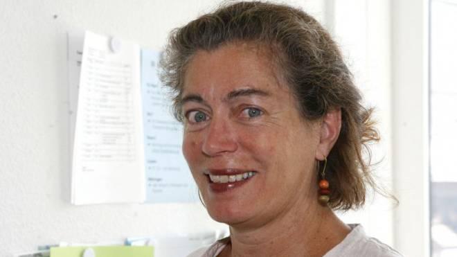 Marianne Meyer. Foto: Nicole Nars-Zimmer
