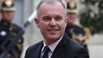 Der neue Parlamentspräsident von Frankreich: François de Rugy von der Partei La République en Marche. (Archiv)