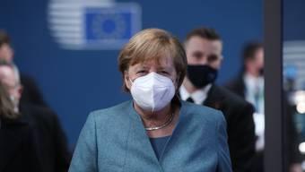 Deutschland plant harten Lockdown ab dem 16. Dezember.