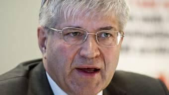 Ex-SVP-Nationalrat Bruno Zuppiger (Archiv)