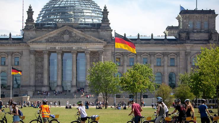 Umfrage: Die Sozialdemokraten in Deutschland sinken in ihrer Popularität. (Archivbild)