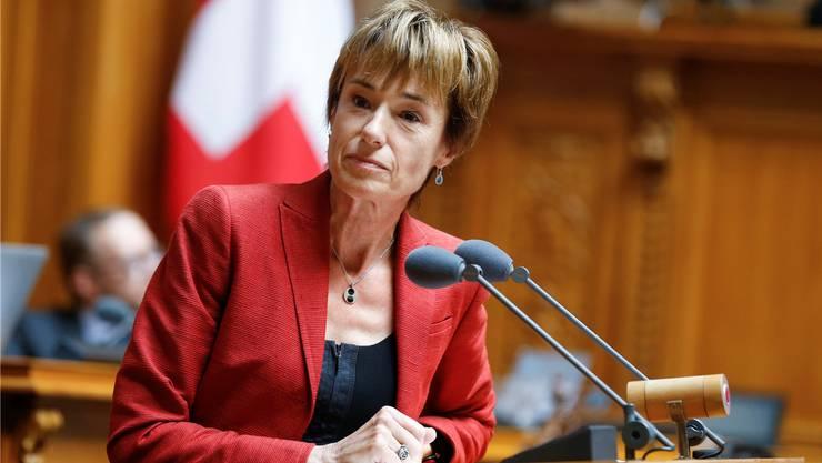 Vernunft – oder Ausgehverbot? Aargauer Nationalrätin Ruth Humbel mit Appell an Bevölkerung