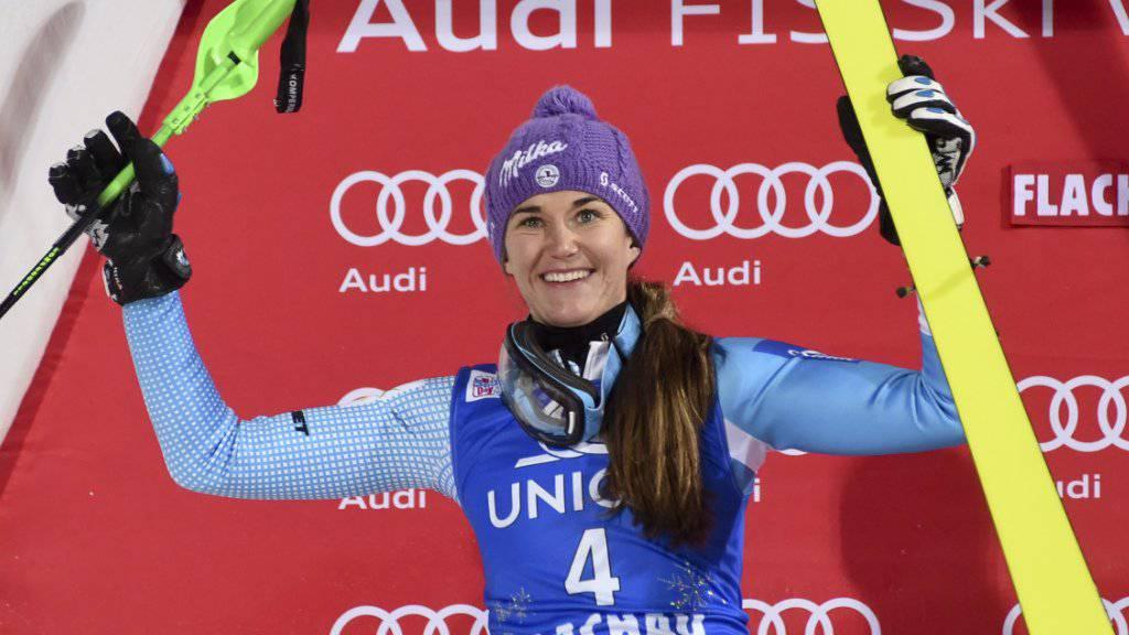 Sarka Strachova hat genug vom Skirennsport
