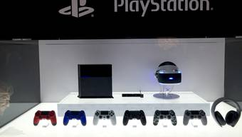 Sony will seine erfolgreichste Spielkonsole, die PlayStation 4, verbessern. (Archiv)