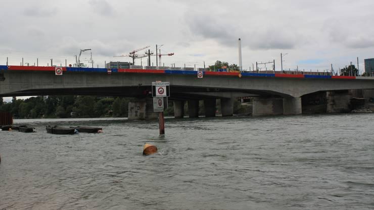 Die bunte Schwarzwaldbrücke