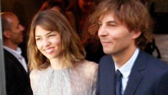 Sofia Coppola und Thomas Mars sind Mann und Frau