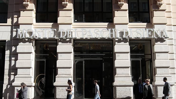 Die Sanierung der Krisenbank ist offenbar nicht sicher. (Archivbild)