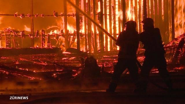 Inferno in Lenzburg
