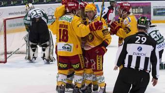 Bildergalerie EHC Olten - SCL Tigers, Playoff-Final, Spiel 2