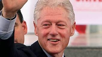 Bill Clinton, Ex-Präsident der USA (Archiv)