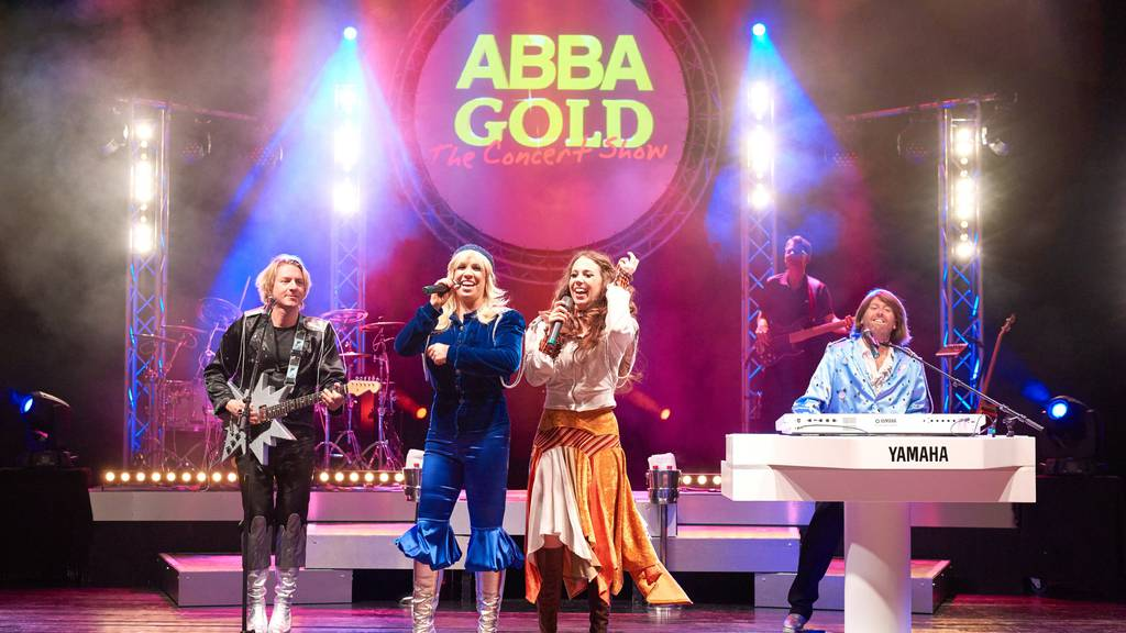 ABBA - The Concert Show in Schaan und Wil