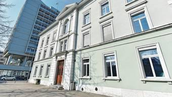 Die für die Kindergärten geplanten Räume im Hübelischulhaus können künftig für Gruppenarbeiten genutzt werden.