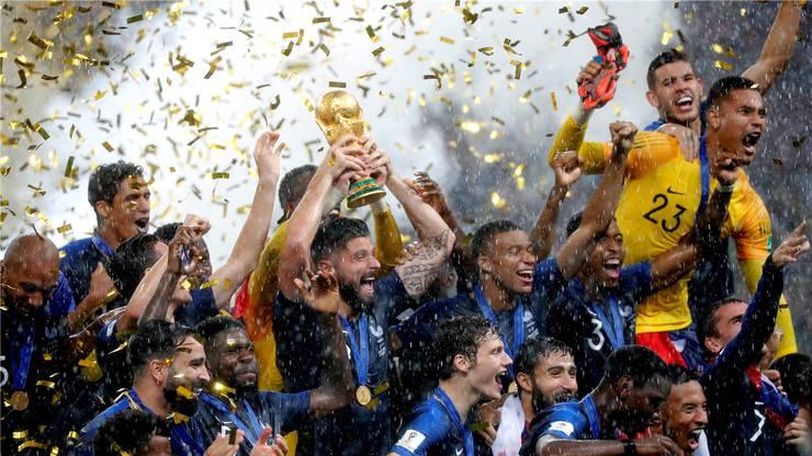 Duell der beiden letzten Weltmeister: Frankreich empfängt Deutschland.