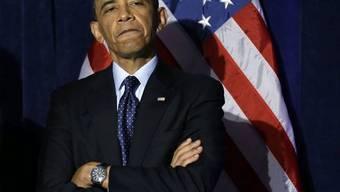 Obama bleibt gegenüber dem Iran hart (Archiv)