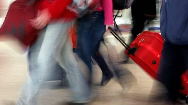 Immer mehr Flugpassagiere fliegen vom binationalen Euro-Airport aus.