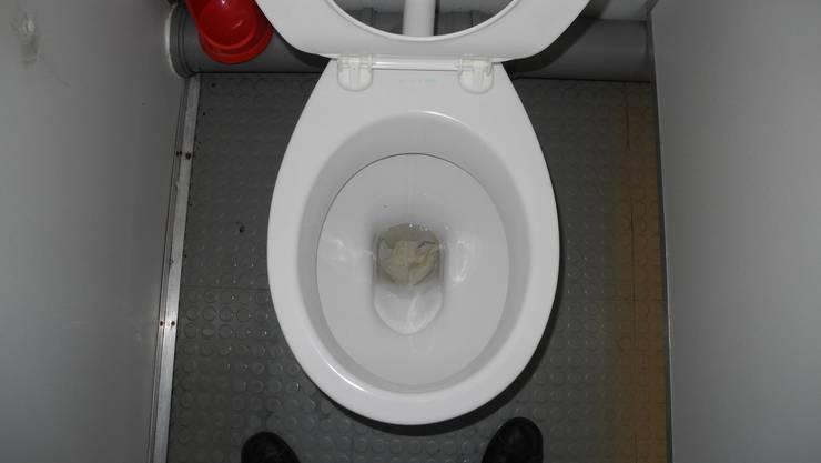 Im WC war eine Kamera installiert (Symbolbild)