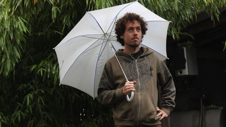 Simon Hasenfratz kann es kaum erwarten, dem kalten Schweizer Wetter wieder zu entfliehen (2)