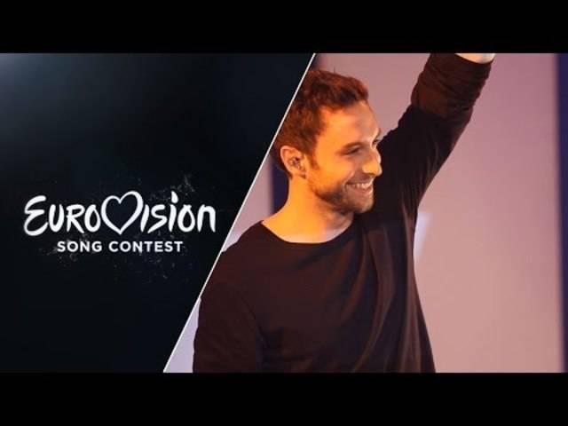 Måns Zelmerlöw - Heroes (Sweden) LIVE at Eurovision In Concert 2015