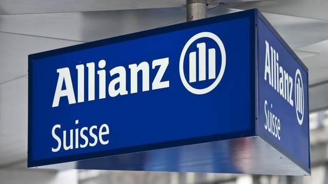 Allianz Suisse: Der Gewinn ist in den ersten neun Monaten 2010 gesunken