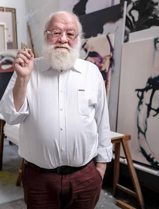 Künstler Daniel Gaemperle