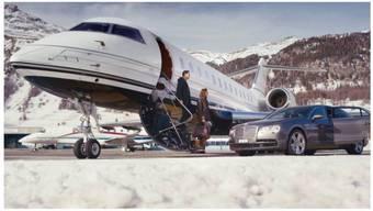 St. Moritz müsse seine Extravaganz wieder ausspielen, fordert Hans Peter Danuser, St. Moritzer Tourismusdirektor von 1978 bis 2008. Foto: HO