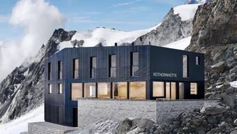 Gemeindepräsident verteidigt den Beitrag von 5000 Franken an den SAC Oberaargau für den Neubau der Rothornhütte.