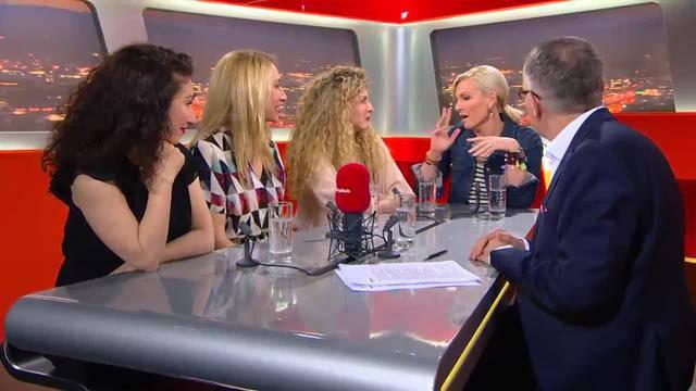 Boser&Böser: Die erste Frauen-Talkshow