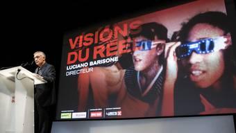Luciano Barisone, der Direktor des Dokfilmfestivals (Archiv)