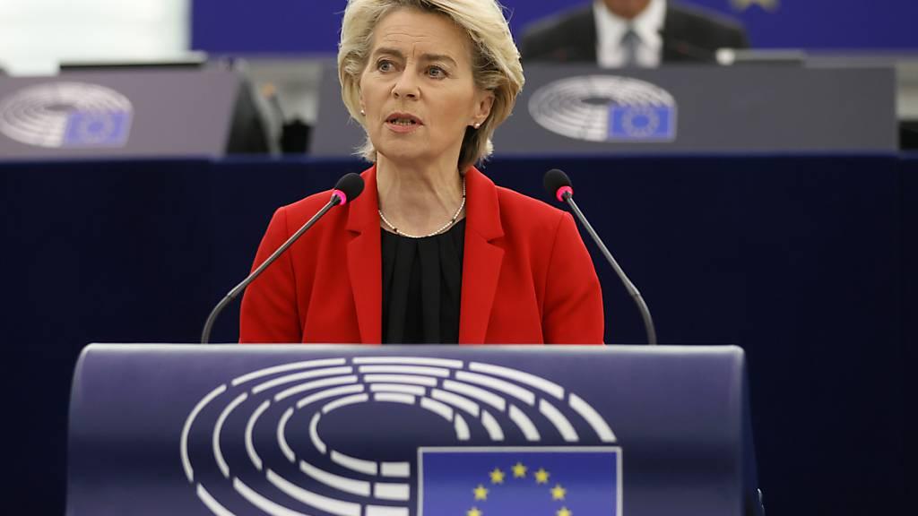 Ursula von der Leyen droht Polen mit neuen Verfahren