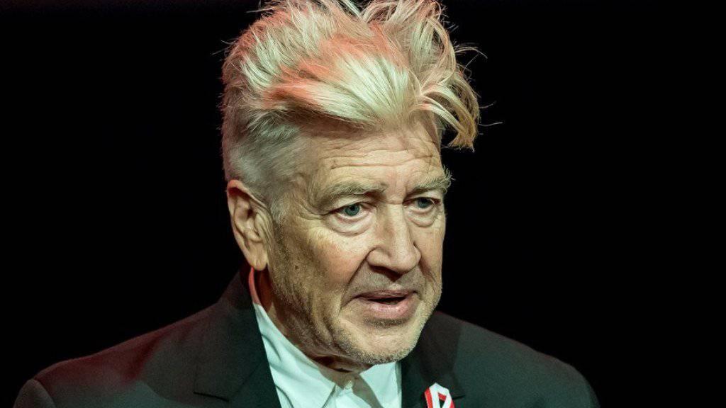 Ausstellung von David Lynch in Sitten huldigt Fellini