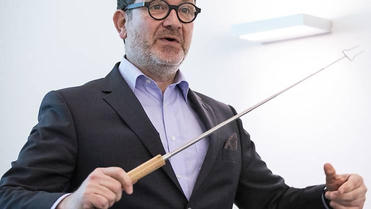 Ist nicht länger CEO bei den Rigi Bahnen: Stefan Otz. (Archivbild)