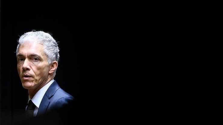 Der Bundesanwalt Michael Lauber steht in der Kritik wegen informellen, nicht protokollierten Treffen mit Fifa-Chef Gianni Infantino.