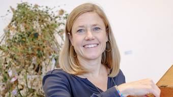 Grüne-Nationalrätin Florence Brenzikofer setzt sich für psychische Gesundheit ein.