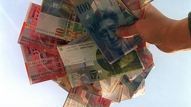 JUSO kämpft gegen zu höhe Löhne (Symbolbild)