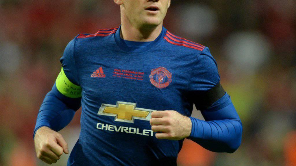 Wayne Rooney ist im englischen Nationalteam aktuell kein Thema mehr