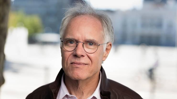 Moritz Leuenberger, TA-Swiss-Präsident.