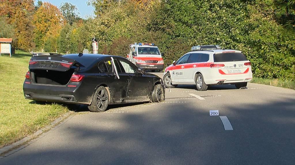 Angefahrene Polizistin in Winterthur: Harte Strafe gefordert