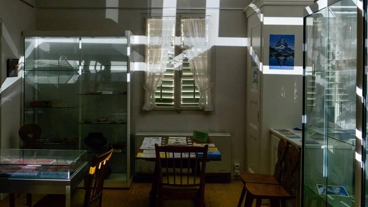 Lichtinstallation von David Zehnder. daz